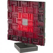 La Nascita del Sole n.25 - Mosaico di smalto vetroso  - 50x50 cm - 1999