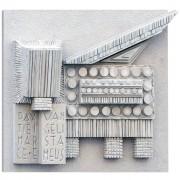 """Leone di San Marco"" - Marmo di Carrara - 60x15x55 cm - 2014"