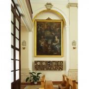 Armadio Porta Reliquie - Bronzo, fusione a cera persa -  h 75x270 cm - Chiesa SS Annunziata, Sant'Agata Li Battiati (CT) 2011