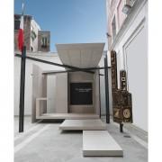 Scultura per il Mausoleo della Caserma della Guardia di Finanza di Venezia - Bronzo, fusione a cera persa - 45x160 cm - 2011
