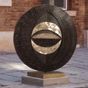 Sole - Bronzo, fusione a cera persa - ⌀ 100 cm - 1996