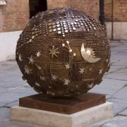 Universo - Bronzo, fusione a cera persa - ⌀ 150 cm - 2005