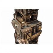 Torre di Cavalli, Dettaglio- Bronzo, fusione a cera persa-  2008