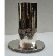 Chalices for Pope Paul VI- Electrolysis, silver - 1970
