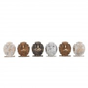 Owls n.18 - Bronze, lost wax casting - h 3 in - 2013