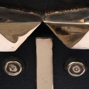 Il toro dalle corna d'oro, Dettaglio- Bronzo, fusione a cera persa- h 55x62x85 cm- 2008