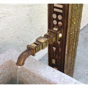 Fontana - Dettaglio