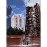 Fontana - Bronzo, fusione a cera persa - h 450 cm - 2000