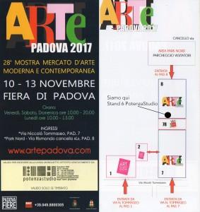 Invito Arte Padova 2017  copia