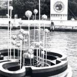 Ninfea Armonica alla Biennale di Venezia nel 1986