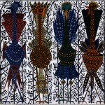 Ostriches, 1963